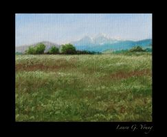 Long's Peak by LG-Young