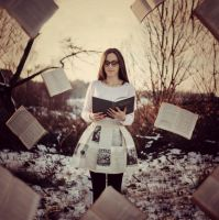 Books by confused-photography