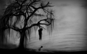 Depressed, Sad and Lonely  by deathlouis
