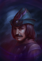 Vlad the Impaler by inSOLense
