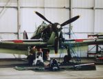 BBMF HURRICANE inspection by Sceptre63