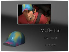 Meet the Mcfly hat by RockRiderZ
