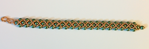 Beaded Bracelet 6 by Toxic--Vision