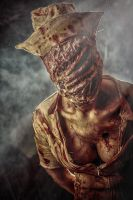 Welcome to Silent Hill! by elenasamko