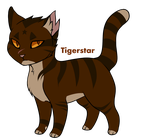Tigerstar by DrakynWyrm