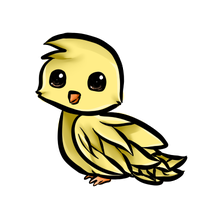 Gilbird by LDoodles