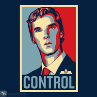 'Control' by br0-harry by Teebusters