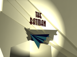 3D Art Deco Batman Robot 4 by Billiam-McAwesome