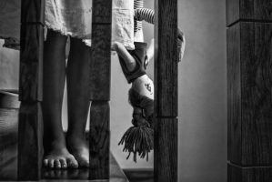 waiting  for the night by monikha