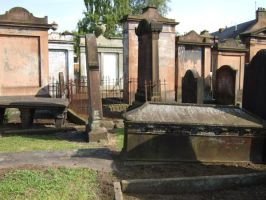 More Graves at St. Michael's by rosequartz