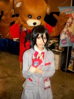 AWA 2012: Rukia from Bleach by DaisyPhantom