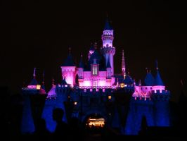 Magical Castle by KayleiImagery