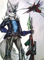 Reworked: Wolf ODonell by sharpshooter2008