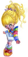 Rainbow Brite color by Avanthar