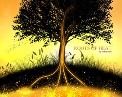 Roots of Heat by OrcunA