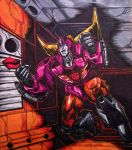 Hot Rod COLOR by Optimus8404