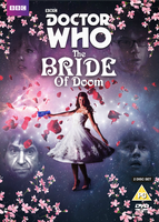 Doctor Who The Bride Of Doom DVD Cover by 10kcooper