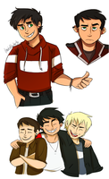 OC: Liam Choven doodles by lewisrockets