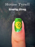 Growing Strong by anayro