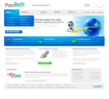PaciTech Corporate Design by avcibulent