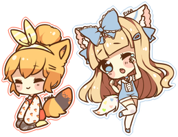 Giveaway 1st Place: bunniiadopts by pikaxiu