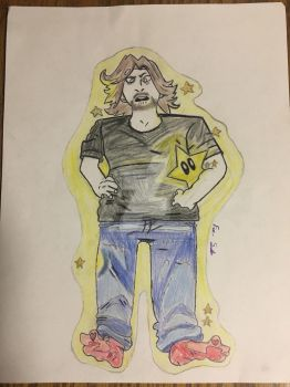 Unfinished Arin Hanson by Kolyat00