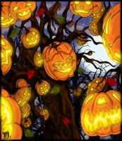 The Halloween Tree by Mass--Hysteria
