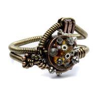 Steampunk Ring C by CatherinetteRings