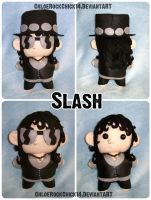 Slash Plushie - Finished by ChloeRockChick14