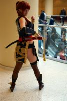 Kasumi The Kunoichi at MTAC! #19 by Lightning--Baron