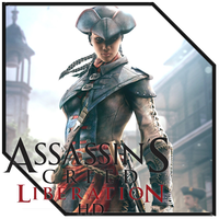Assassian'sCreed Liberation Icon (New Shape Icon) by M-Royan