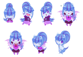 Sonata Hamachi animation sheet by 4as