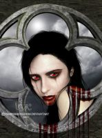 Watching by vampirekingdom