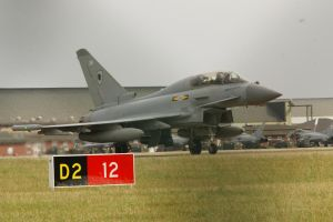 Conningsby typhoon two seater by hanimal60