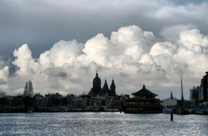 Clouds are coming by Robalka