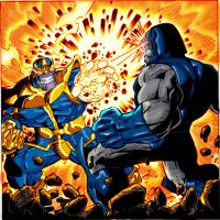 thanos vs darkseid part 3 by namorsubmariner