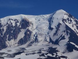 Mt. Adams Glacier by auto64