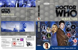 Doctor Who Series Two by BrotherTutBar