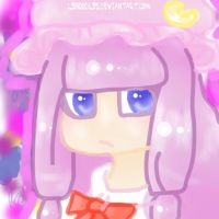 Patchy~ :'D by LeNoodles