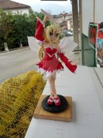 Statuette of Aniripsa wakfu crafted on a commissio by DarkettinaMarienne