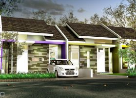 MCV house type II by vaD-Endz