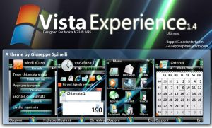 Vista Experience Ultimate N73 by Beppe87