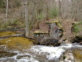 Water-mill by Baltagalvis