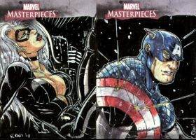 Marvel Artist Proofs on eBay 2 by RAHeight2002-2012