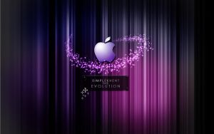 SK APPLE WALLPAPER by simplekhent
