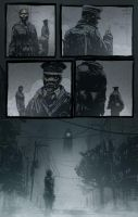 Silent Hill Downpour #2 Page 20 by T-RexJones