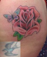 girly cover up by HowComeHesDead