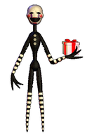The Puppet Full Body by Will220