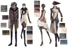 Fashion 001 by shikakashi