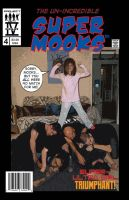 Super Mooks Issue 4 by project4studios